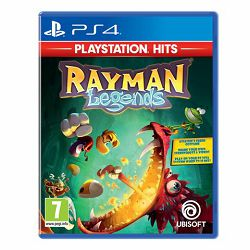 GAME PS4 igra Rayman Legends HITS