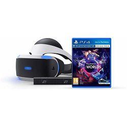 GAM SONY PS VR + VR Worlds VCH + Camera v2/PSVR Mk4