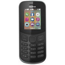 MOB Nokia 130 Dual SIM (2017) Black
