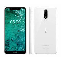 MOB Nokia 5.1 Plus Dual SIM White