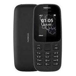 MOB Nokia 105 Dual SIM (2019) Black