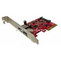 Kontroler Lycom PCIe Host adapter USB 3.1 superspeed