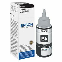 Tinta Epson CISS  crna L100/110/200/21
