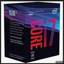 Procesor Intel Core i7 8700K