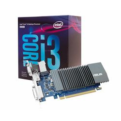Procesor Intel Core i3 9100F+VGA AS GT710-SL-2GD5