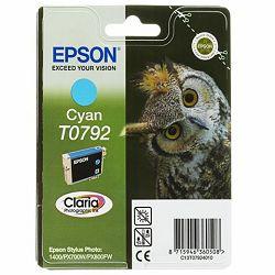 Tinta EPSON T0792 cyan