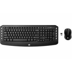 HP Wireless Clasic Desktop set