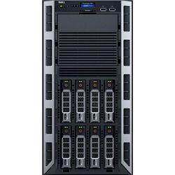 SRV DELL T330 E3-1220v6, 3x1TB, 1x8GB MEM
