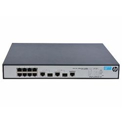 HP smart upravljivi switch 1910-8-PoE+(65W), JG537A