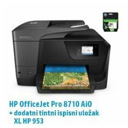 PRN MFP HP OJ Pro 8710 e-AiO + XL crna tinta