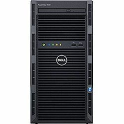 SRV DELL T30, E-1225 3.3 Gz, 1x1TB, 2x8GB MEM