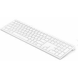 HP tipkovnica za prijenosno računalo, bijela, 4CF02AA