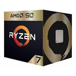 Procesor AMD Ryzen 7 2700X GOLD edition