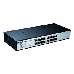 D-Link switch  web upravljivi DES-1100-16