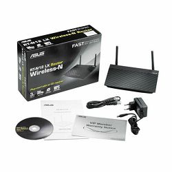 Wireless router Asus RT-N12 LX