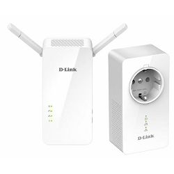 D-Link Powerline bežični Ethernet adapter kit DHP-W611AV/E