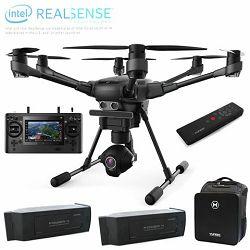 Yuneec Typhoon H Pro+ruksak+kamera+2 baterije+Intel RS