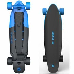Yuneec E-GO2 Royal Wave (Plavi) Skateboard BUNDLE