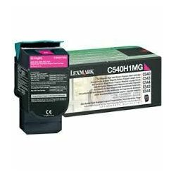 Toner LEXMARK C540/ 543/ 544 Magenta High Yield