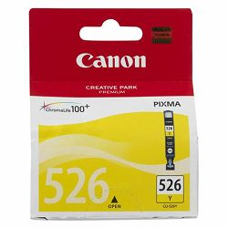 Tinta CANON CLI-526 Y Yellow