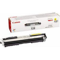Toner CANON CRG-729 Yellow