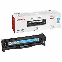 Canon toner CRG-718 Cyan