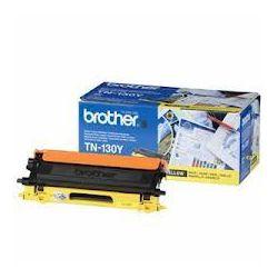 Toner BROTHER TN-130Y