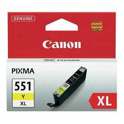 Tinta Canon CLI-551XL Yellow