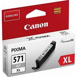 Tinta Canon CLI-571GY XL Grey
