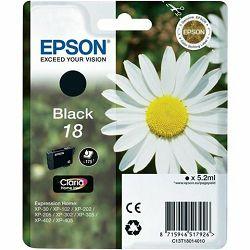 Tinta EPSON T1801 Black