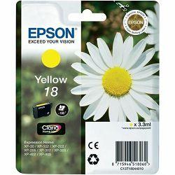 Tinta EPSON T1804 Yellow