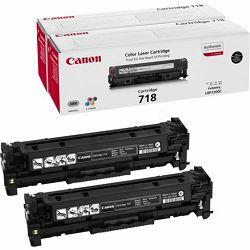 Canon CRG-718 (2x black, C /M /Y x 1)