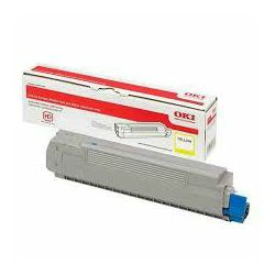 Toner OKI C532/542/MC573 Yellow 46490401 1.5K str.