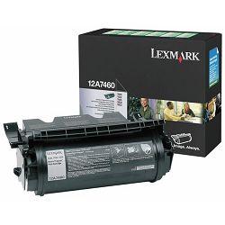 Toner Lexmark T63x