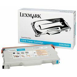 Toner LEXMARK C510 Cyan