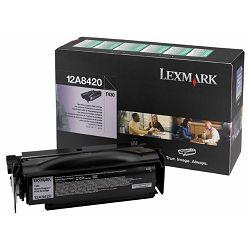 Toner LEXMARK T430 12A8420