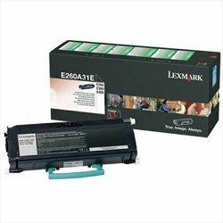 Lexmark toner Optra E260