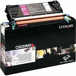 Toner LEXMARK C52x/C53x Magenta za 4K str.