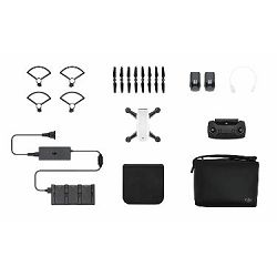DJI SPARK Fly More Combo (EU) Alpine White CP.PT.000889