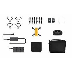 DJI SPARK Fly More Combo (EU) Sunrise Yellow CP.PT.000890