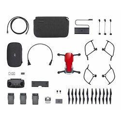 DJI MAVIC Air Fly More Combo Flame Red CP.PT.00000169.01
