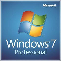 OEM Windows Win7 PRO Get Genuine Kit SP1, 6PC-00020