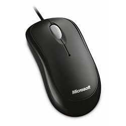 Basic Optical Mouse for Business PS2/USB Black