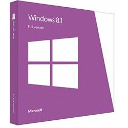 OEM Win 8.1 Engl 32-bit, WN7-00658