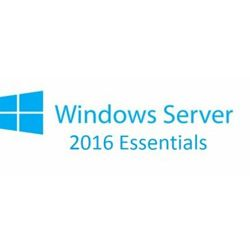 DSP Windows Server Essentials 2016 64Bit English 1-2CPU, G3S-01045
