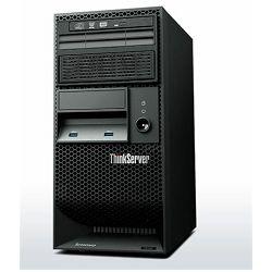 SRV LN TS140 E3-1225V3 4GB RAM 2x1TB DVDRW 450W