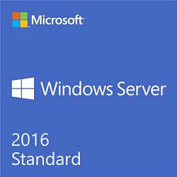 SRV DOD LN OS WIN 2016 Server Standard (16 CORE)