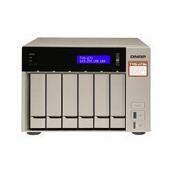 STORAGE QNAP NAS TVS-673e-4G