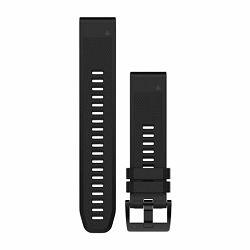 Garmin zamjenski remen za fenix 5 - crni