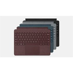 Microsoft tipkovnica za Surface GO, siva, KCS-00013